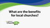 Benefits for local churches